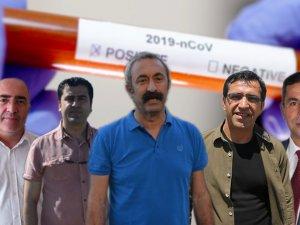 Başkan Maçoğlu ile temasta bulunan 4 ilçe belediye başkanı karantinaya alındı