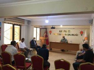 AK Parti'den maske kullanımı için farkındalık programı