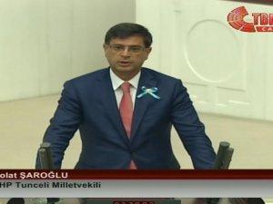 Milletvekili Şaroğlu, dağ keçilerinin avlanması ihalesini Meclise taşıdı