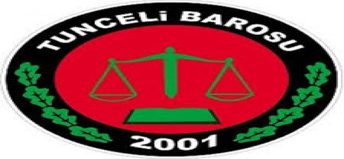 Baro'dan kadın avukata sözlü şiddet açıklaması