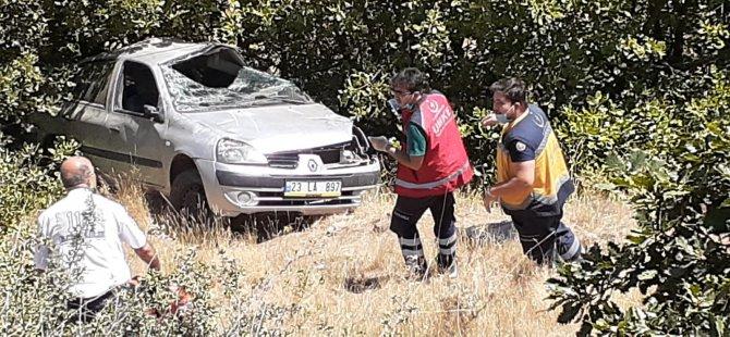 Pülümür'de kaza: 1 çocuk yaşamını yitirdi