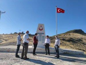 Kaymakam Güder'den Ulukale köyüne ziyaret