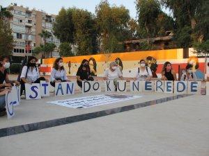 Mersin Kadın Platformu: Gülistan Doku Nerede?