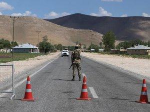 9 köy ve 3 mezra karantinaya alındı