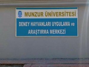 Munzur Üniversitesi'nde MÜDAM kuruldu