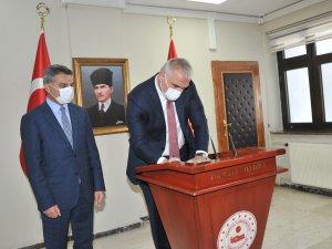 İlimizin ilk müzesi, Bakan Ersoy'un katılımıyla açıldı