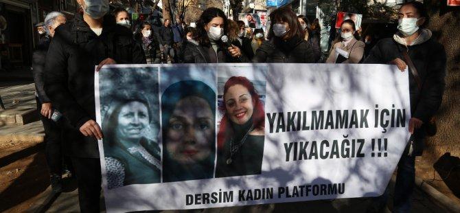 Dersim Kadın Platformu: Yakılmamak için yıkacağız