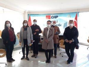 CHP Kadın Kollarından '2020 değerlendirmesi'
