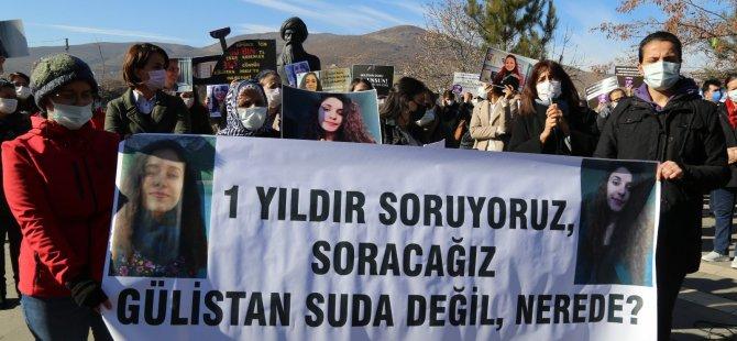 Gülistan Doku'nun kaybolmasının üzerinden 1 yıl geçti