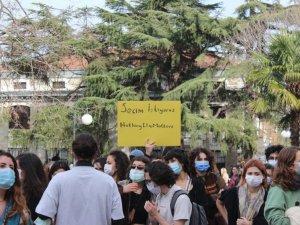 Baro başkanlarından Boğaziçi Üniversitesi öğrencileri ve akademisyenlerine destek