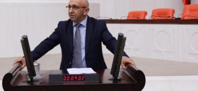 """Milletvekili Önlü, """"Dağ keçilerini"""" sordu"""