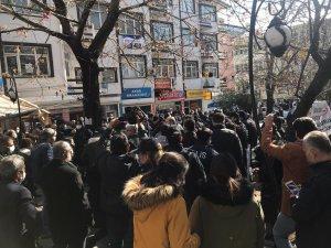 Dersim'de Boğaziçi eylemine polis müdahalesi VİDEO