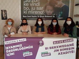 HDP'den 8 Mart açıklaması