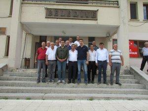 Hozat'ta esnafa su faturası desteği