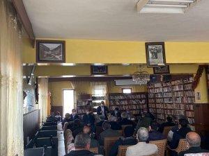 Milletvekili Şaroğlu, istişare toplantısına katıldı