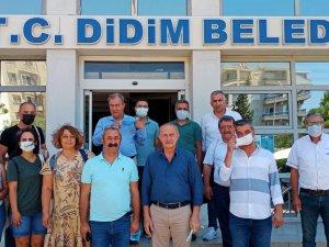 Başkan Maçoğlu Didim'de