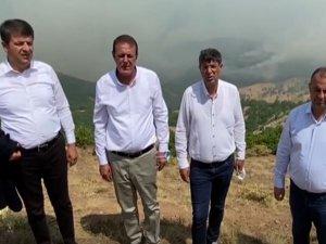 Milletvekili Şaroğlu: Canlıların yok olmasını maalesef acı içinde izliyoruz