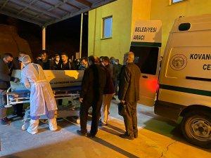 Mazgirt Sorek'te bir kişi ölü olarak bulundu