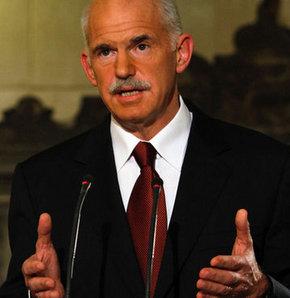 Papandreu'nun büyük sınavı