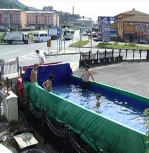 Yok böyle havuz!