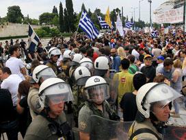 Yunanistan batarsa 5 ülke hapı yuttu