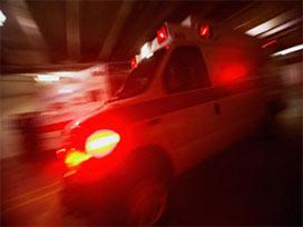 Ambulans ile pikap çarpıştı: 4 yaralı