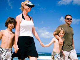 Çocukla tatile çıkmanın püf noktaları