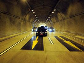 İstanbul'daki tünellere hız kontrol sistemi