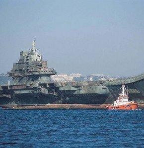 'Kumarhane' dediler savaş gemisi yaptılar