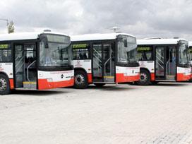 Başkente çift körüklü 250 otobüs alınacak
