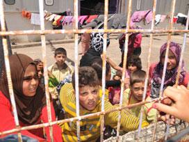Suriyeli Mültecilerin dramı - Galeri