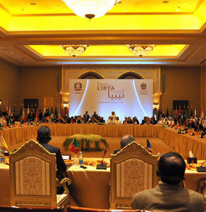 Libya Temas Grubu toplandı