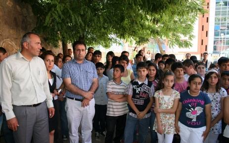 Tunceli'de karne heyecanı
