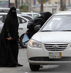 Suudi kadınlar Hillary Clinton'dan  yardım istedi