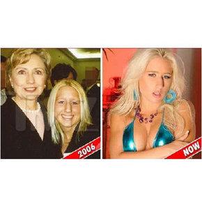 Clinton'a porno yıldızı stajyer - GALERİ