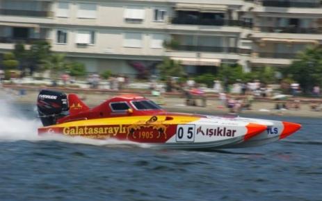 Sürat Teknesi Yarışları  3 Temmuz'da Tunceli'de