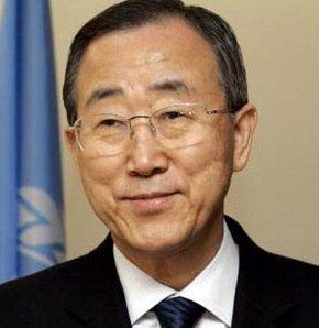 Bir dönem daha Ban Ki-Moon