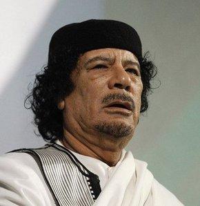 Kaddafi'ye 'tecavüz' soruşturması