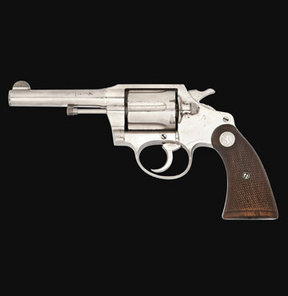 110 bin dolarlık çok özel tabanca