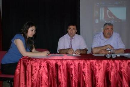 Tunceli MEM Yıl Sonu Değerlendirme Toplantısı Yaptı