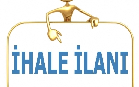 İHALE İLANI - Tunceli Özel İdaresi Yatırım İnşaat Müdürlüğü