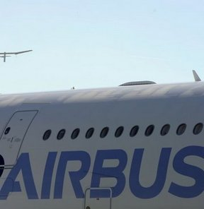 Airbus Boeing'e çalım attı!