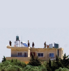 MOSSAD, Türkiye ile Suriye'nin arasını bozmaya çalışıyor