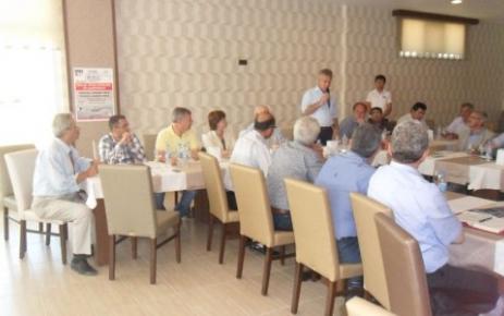 Tunceli'de Bölge Çalıştayı