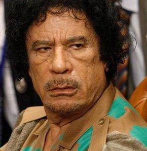 Kaddafi'ye tutuklama kararı