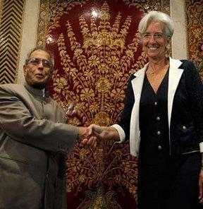 IMF başkan adayına Hindistan'dan destek yok!