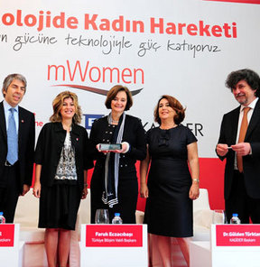 Teknolojide Kadın Hareketi hayata geçiyor