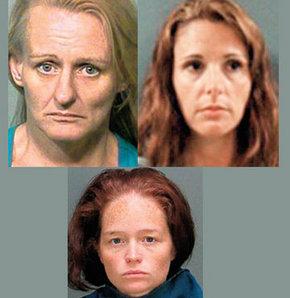Bu kadınlar çıldırmış!