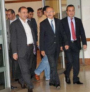 Kılıçdaroğlu Yunanistan'a gitti