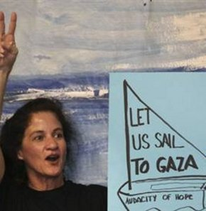 Gazze filosuna sabotaj